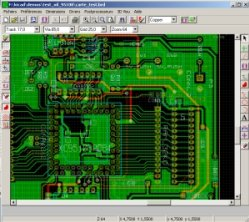 Capture de kicad